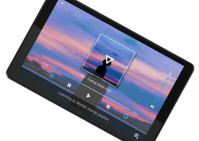 "IPS 8"" 1080p Lenovo Tab M8 FHD Android Tablet with MediaTek P22T, 3GB RAM, 32GB Storage ZA5F0023US"