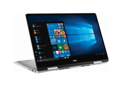 "Touchscreen IPS 15.6"" 1080p Dell Inspiron 15 7586 2-on-1 Convertible Laptop with 8th Gen Intel Core i5-8265U, 8GB DDR4 Memory, 256GB SSD"