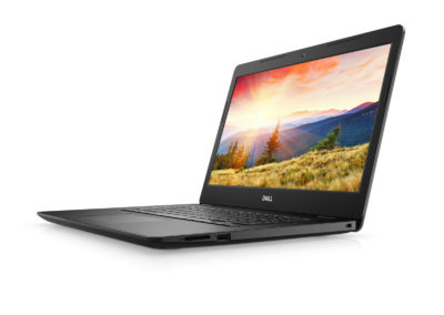 "14"" Dell Inspiron 14 I34933464BLKPUS Laptop with 10th Gen Intel Core i5-1035G4, 4GB DDR4 Memory, 128GB SSD"